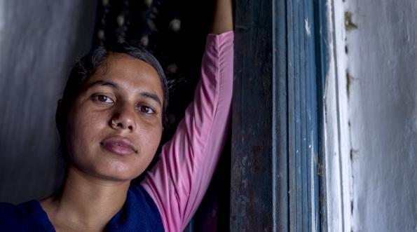 big sister anu in Nepal
