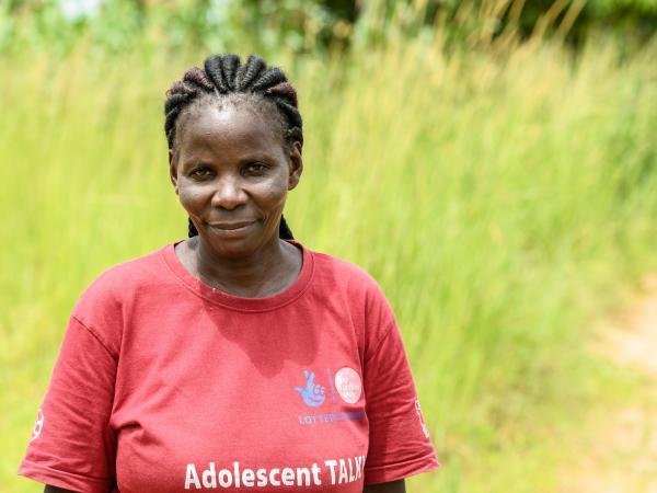Headwoman change champion in Zambia