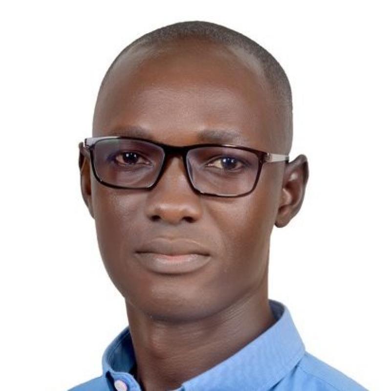 Anthony Rama, VSO Country Director, Uganda