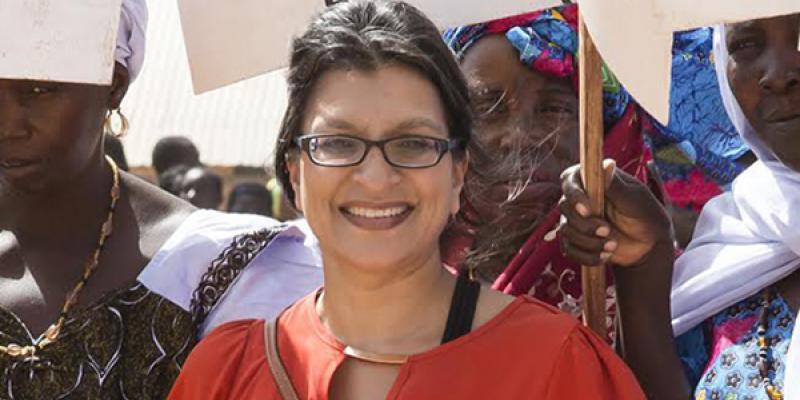 Julia Lalla-Maharajh