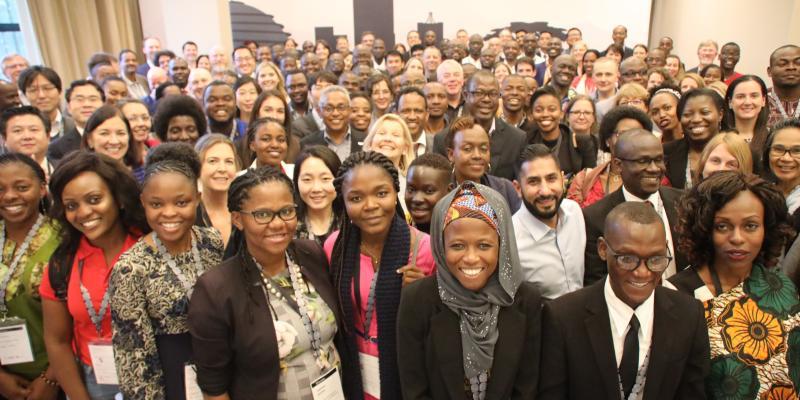 IVCO 2019 delegates