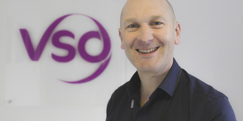 Dr Philip Goodwin, Chief Executive, VSO