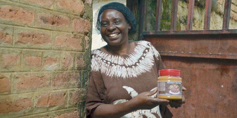 Celina Chibanda, entrepreneur in Iringa, Tanzania | VSO