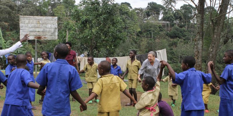 Special education training in Rwanda