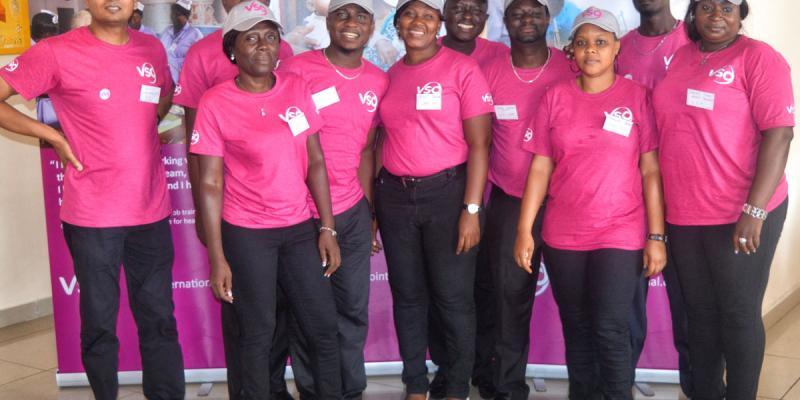 VSO Staff Team, Sierra Leone