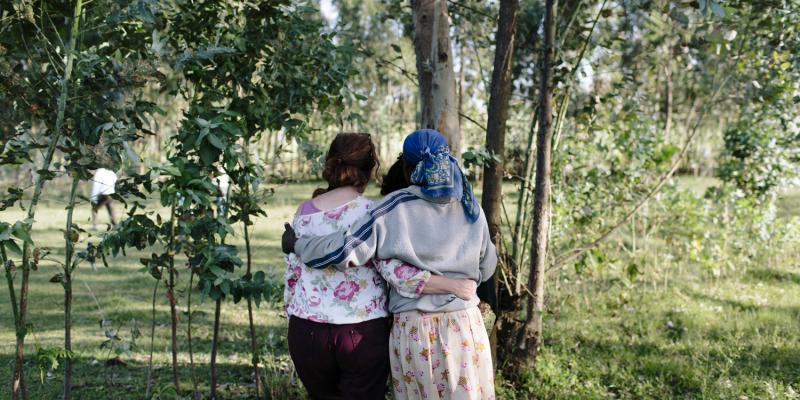 Volunteering can be emotionally draining