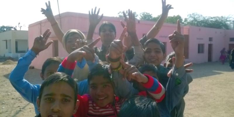 Using innovative, accessible technology to improve education in India