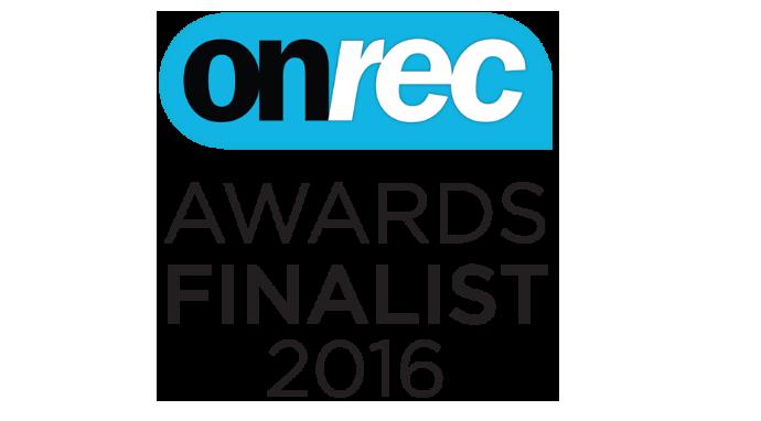 Onrec Awards finalist