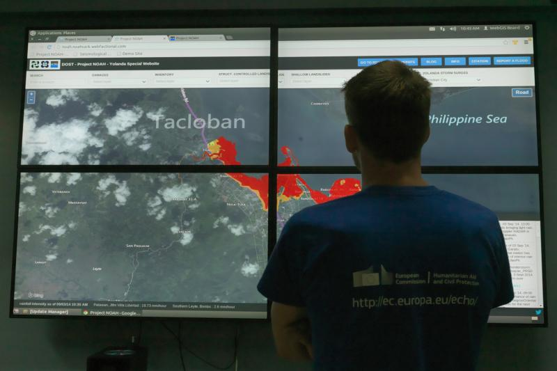 Digital mapping and flood modelling  the Philippines
