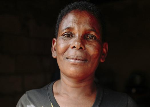 Rute Manave, widow in Mozambique | VSO