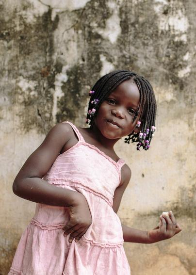 Young girl in Mozambique | VSO