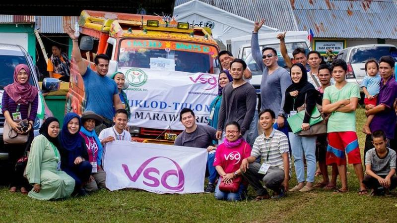 Marawi City volunteer-led response